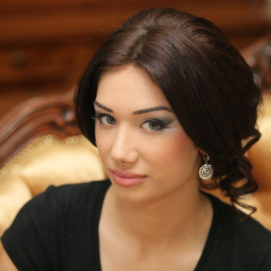 Армянские прически на свадьбу фото